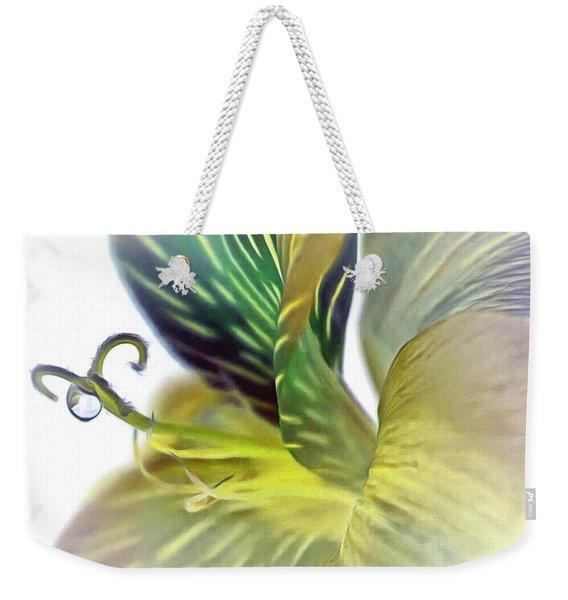 Hope Springs Eternal Weekender Tote Bag