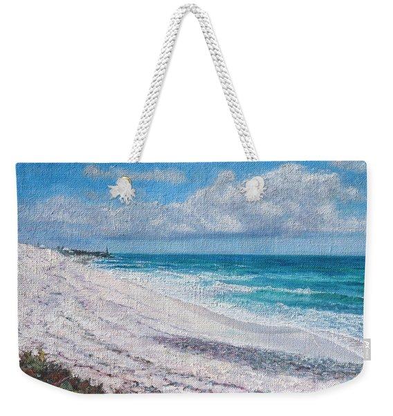 Hope Town Beach Weekender Tote Bag