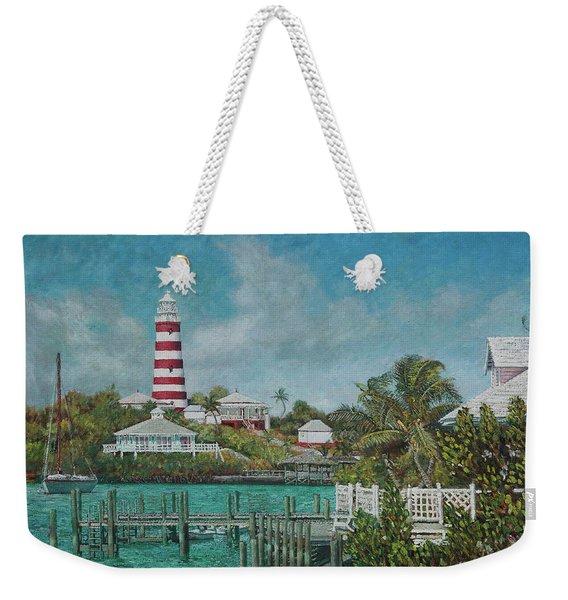 Hope Town Memory Weekender Tote Bag