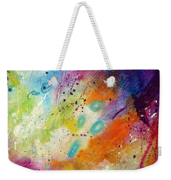 Hopeless Romantic Weekender Tote Bag