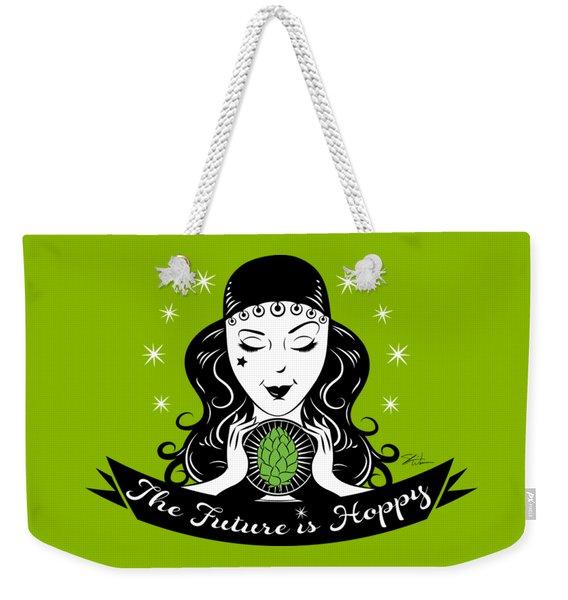 Hoppy Fortune Teller Weekender Tote Bag