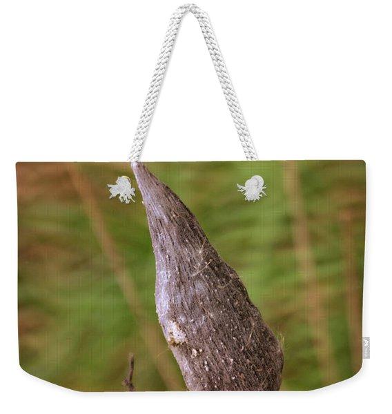 Horicon Marsh - Milkweed Weekender Tote Bag