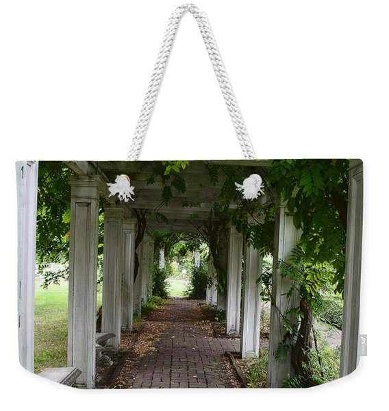 Horror Story Labyrinth Weekender Tote Bag