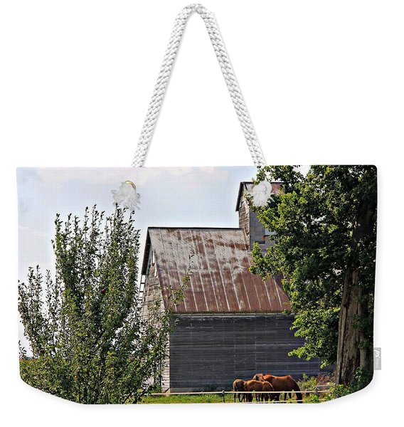 Horse Haven Weekender Tote Bag