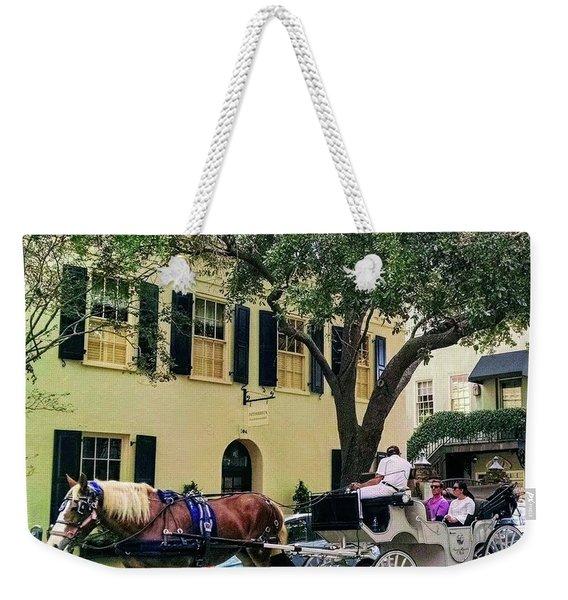 Horse Stories Weekender Tote Bag
