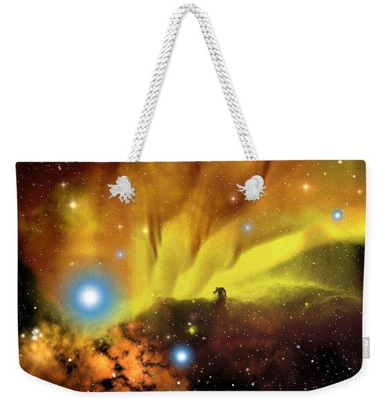 Horsehead Nebula Weekender Tote Bag