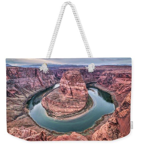 Horseshoe Bend Arizona Weekender Tote Bag
