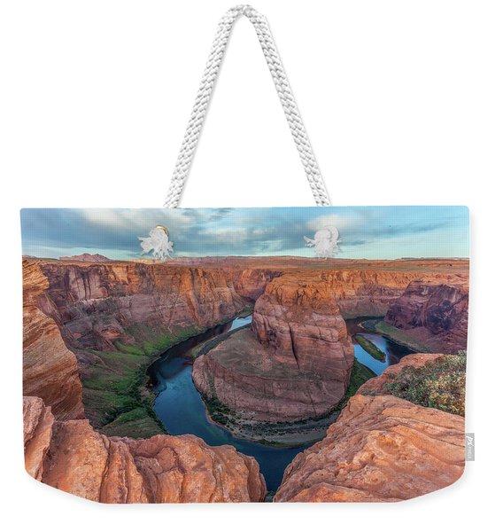 Horseshoe Bend Morning Splendor Weekender Tote Bag