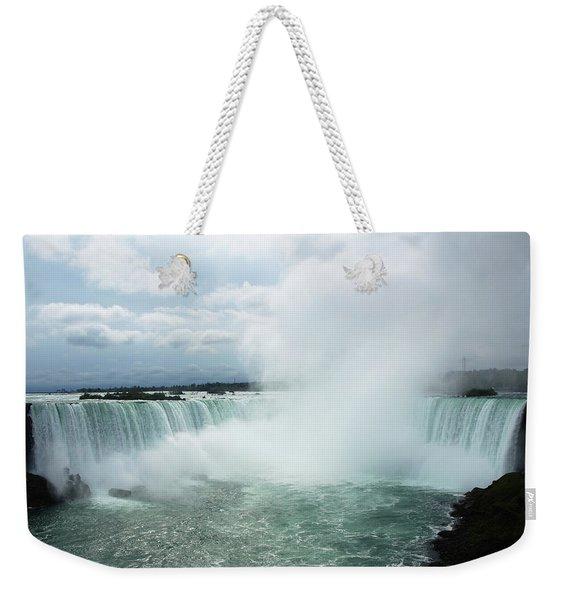 Horseshoe Falls Weekender Tote Bag
