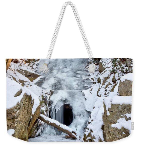 Horseshoe Mine Weekender Tote Bag