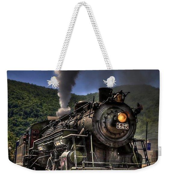 Hot And Steamy Weekender Tote Bag