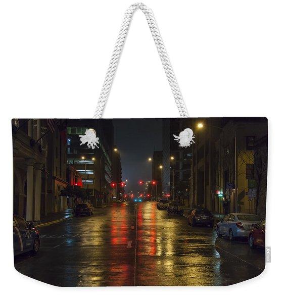 Hot Austin Weekender Tote Bag
