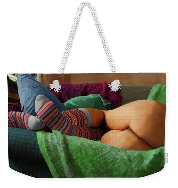 Hot Dreams #2 Weekender Tote Bag