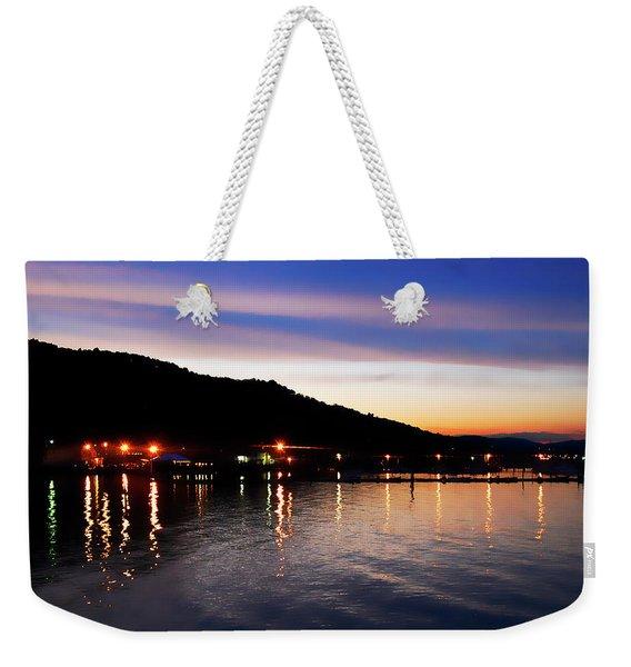 Hot Summers Night Weekender Tote Bag