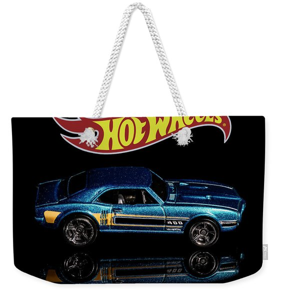 Hot Wheels '67 Pontiac Firebird 400-1 Weekender Tote Bag