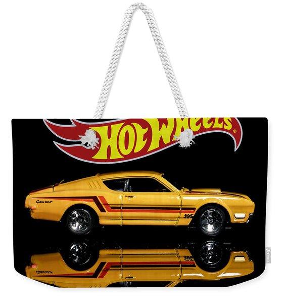 Hot Wheels '69 Mercury Cyclone Weekender Tote Bag