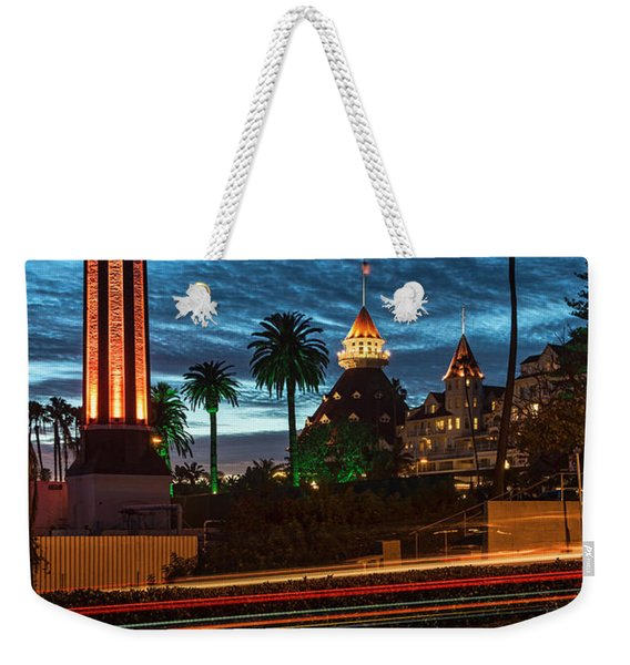 It's Still Standing Weekender Tote Bag