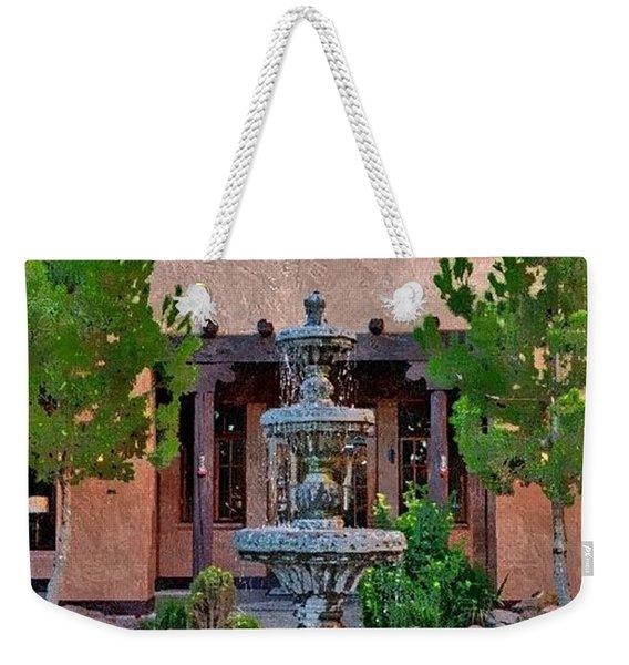 Hotel El Capitan  Weekender Tote Bag