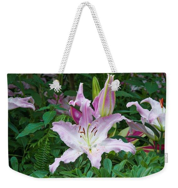 Hothouse Flowers - Longwood Gardens Weekender Tote Bag