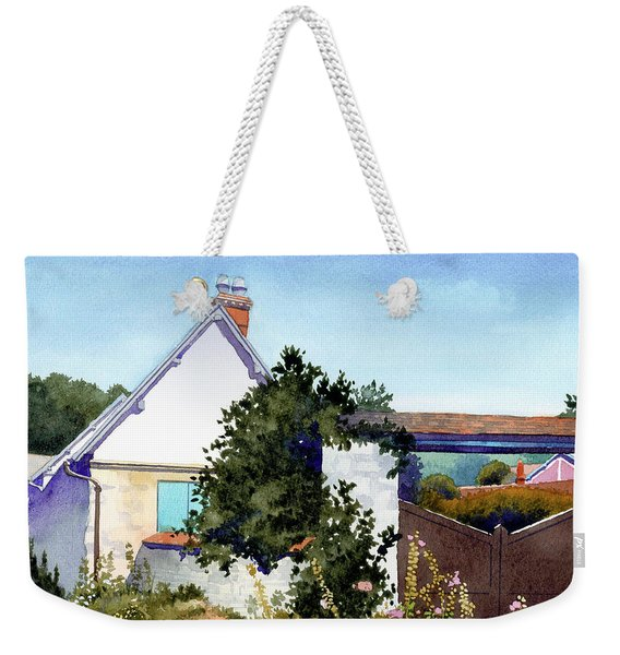 House At Giverny Weekender Tote Bag