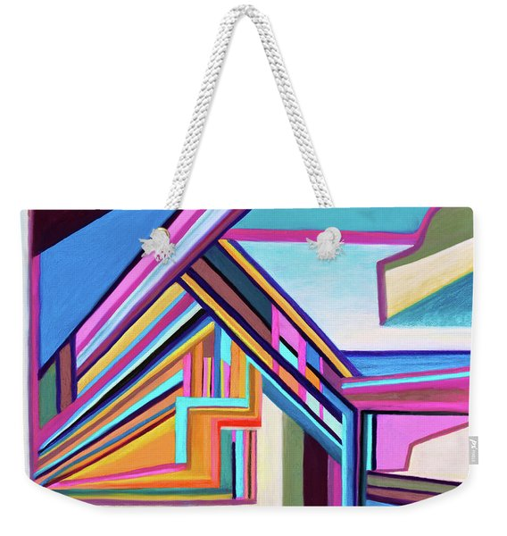 House By The Bay Weekender Tote Bag