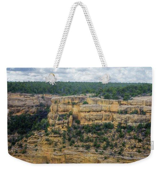 House Of Many Windows Mesa Verde Weekender Tote Bag