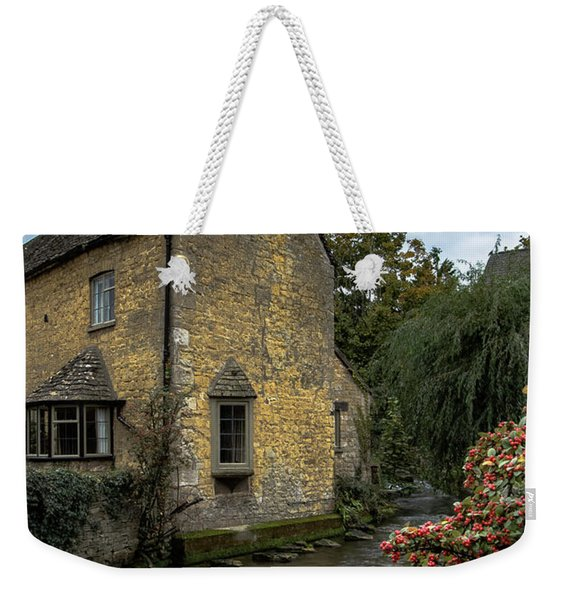 House On The Water Weekender Tote Bag