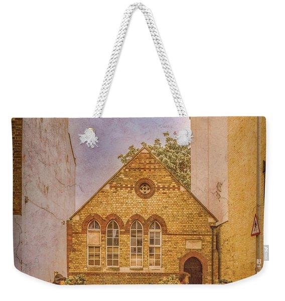Oxford, England - House On Walton Street Weekender Tote Bag