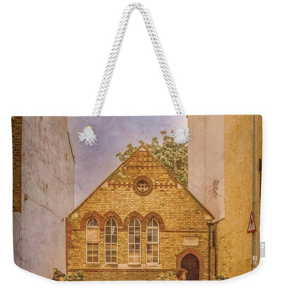 Oxford, England - House On Walton Street Weekender Tote Bag
