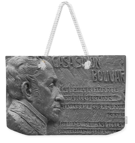 House Simon B Weekender Tote Bag