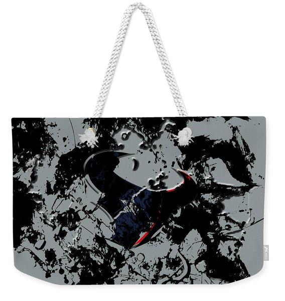 Houston Texans Weekender Tote Bag