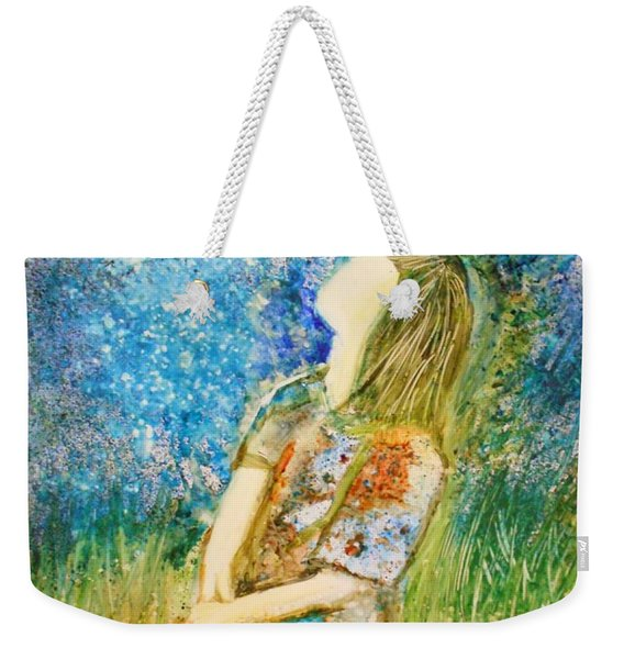 How Great Thou Art Weekender Tote Bag