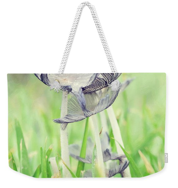Huddled Weekender Tote Bag