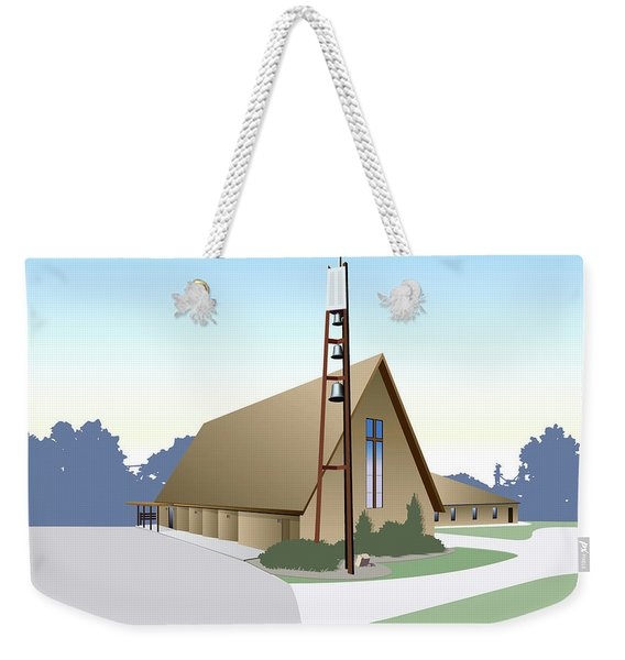 Hudson Community Church Weekender Tote Bag