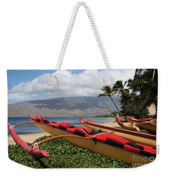 Hui Waa O Kihei Weekender Tote Bag