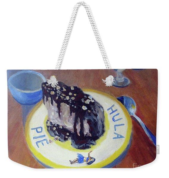 Hula Pie Ice Cream Dessert Weekender Tote Bag