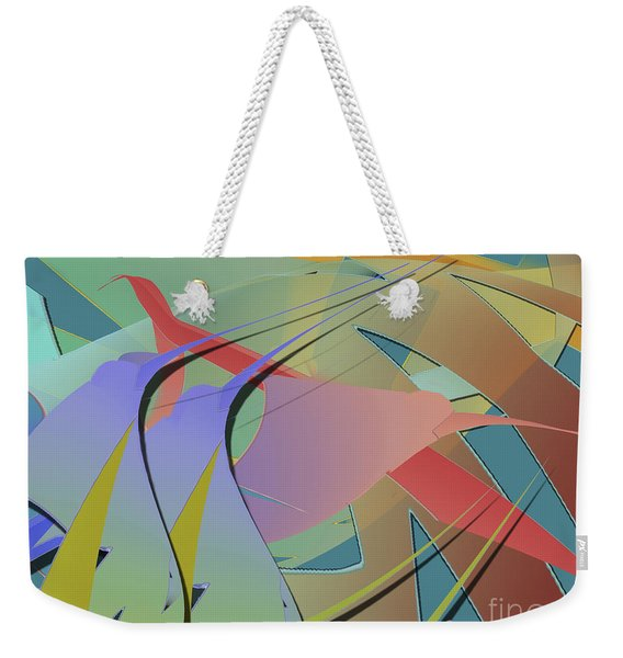 Hummingbird Convention Weekender Tote Bag