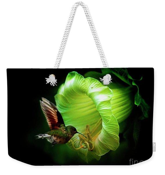 Humming Birds 4 Weekender Tote Bag