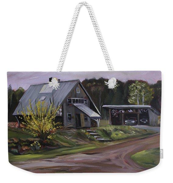 Humpals Barn Weekender Tote Bag