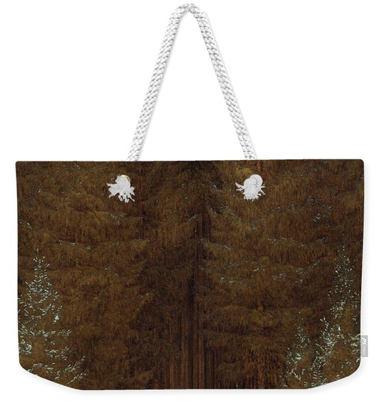 Hunter In The Forest  Weekender Tote Bag