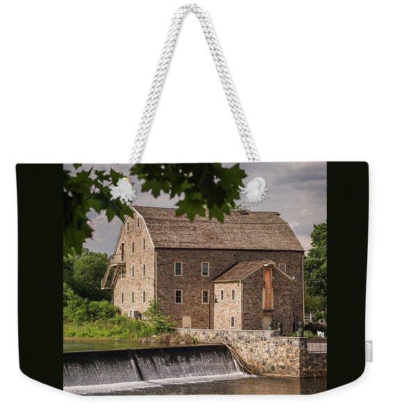 Hunterdon Art Museum Clinton Nj Weekender Tote Bag