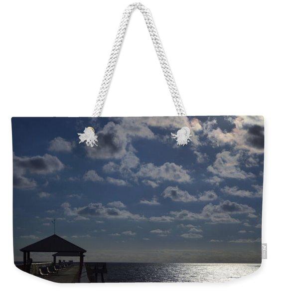 Hunter's Moon Weekender Tote Bag