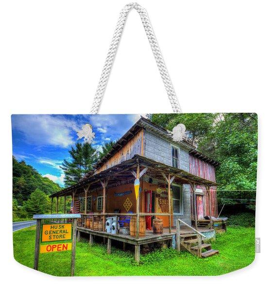 Husk General Store Weekender Tote Bag