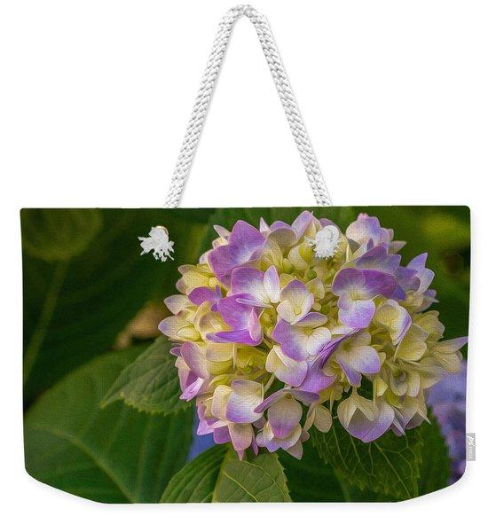 Hydrangea 2 Weekender Tote Bag