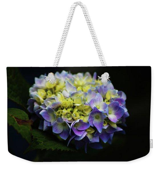 Hydrangea 3705 H_2 Weekender Tote Bag