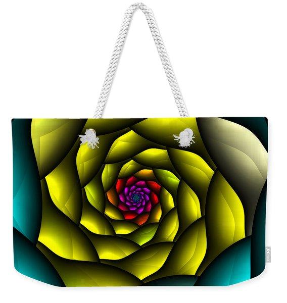 Hypnosis Weekender Tote Bag
