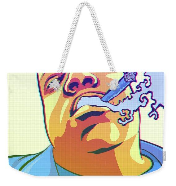 Hypnotized Weekender Tote Bag