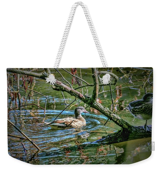 I Am Pritty #h9 Weekender Tote Bag