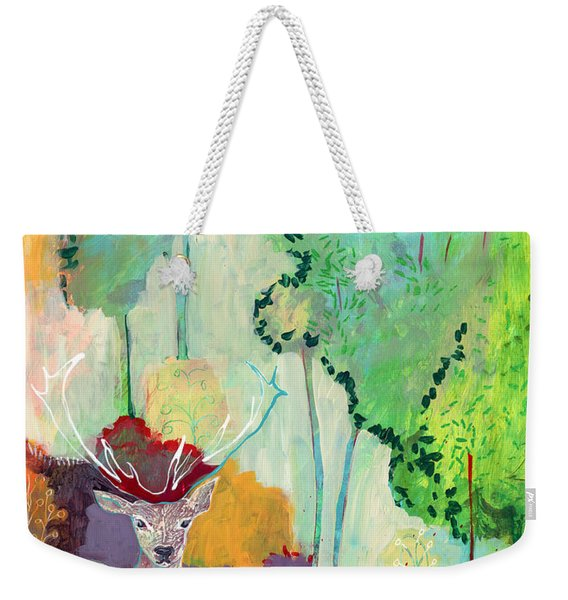 I Am The Meadow In The Forest Weekender Tote Bag