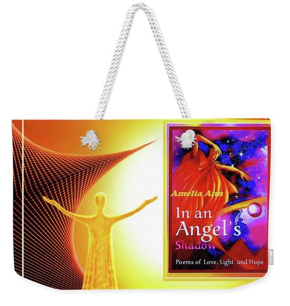 In  An Angel's Shadow . . .  Weekender Tote Bag